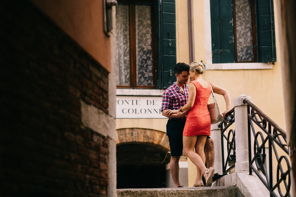 Owen + Hayley | An Intimate Proposal in Venice, Italy