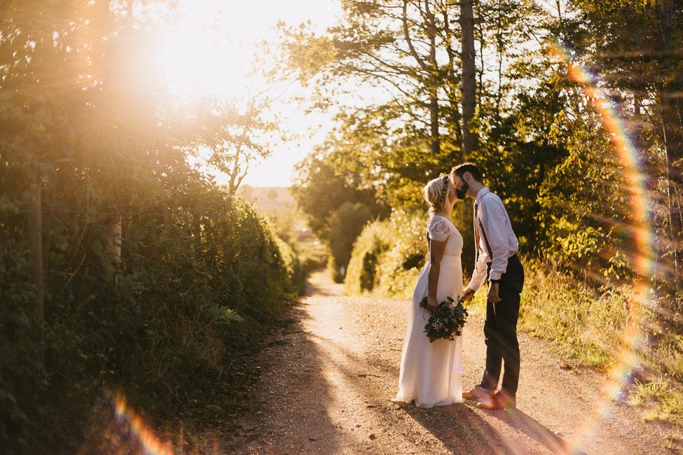 Caleb + Miriam | An Adventure Session by the Sea in Denmark