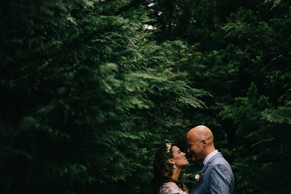 An intimate wedding in the mountains is perfect for destination photographers, we are the hoffmans.