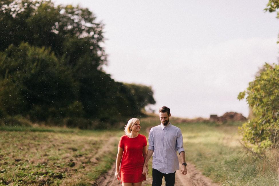 Caleb and Miriam's prewedding photos at YWAM, in Randers, Denmark.