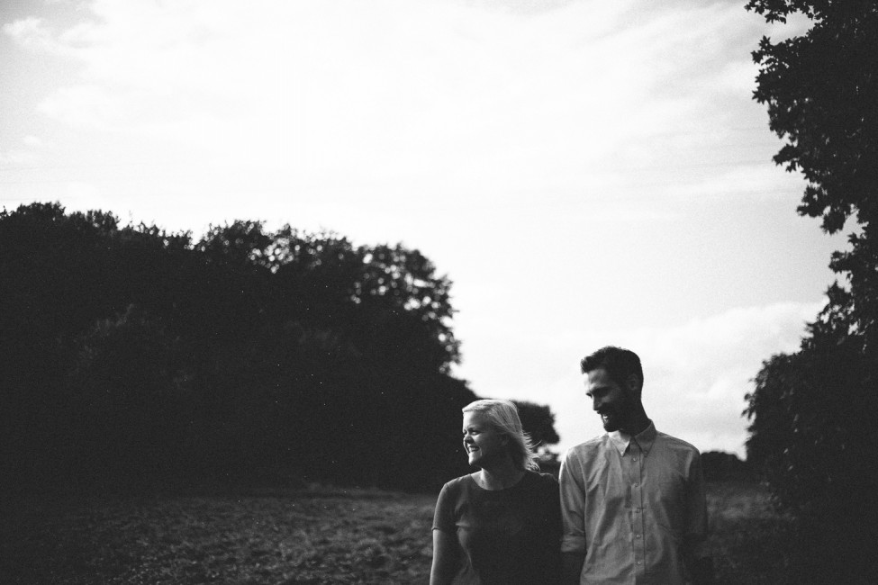 European countryside engagement photos by we are the hoffmans wedding photography.