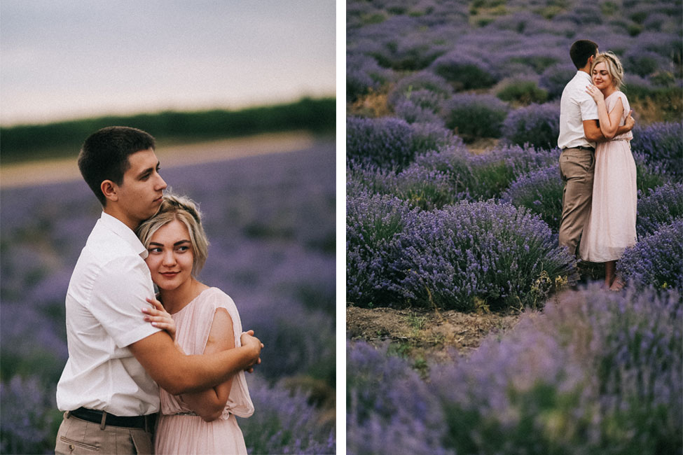 Bride and groom in stunning travel photography.