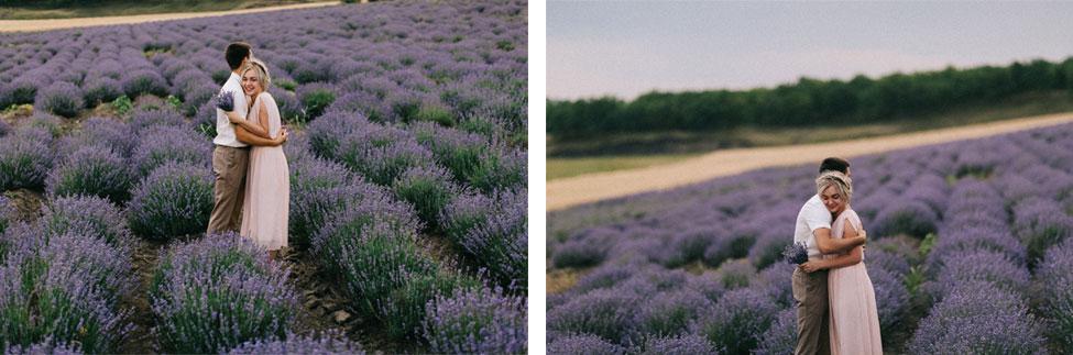 Bessarabia, the beautiful lavender fields of Moldova.