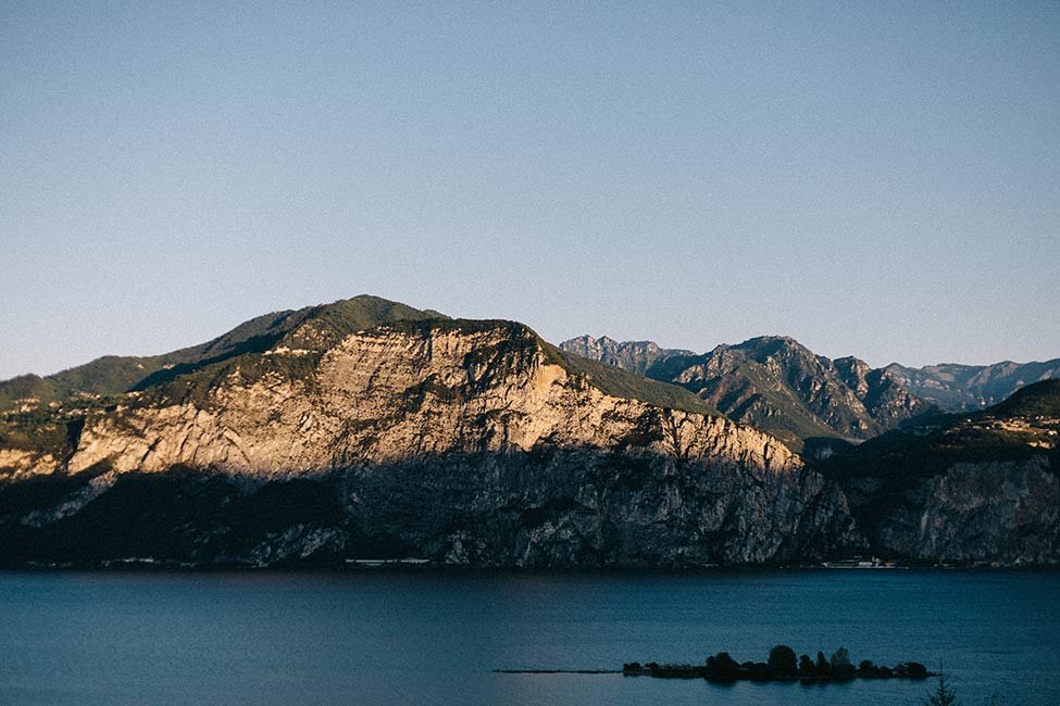 Lago Di Garda is an amazing location for a destination wedding.