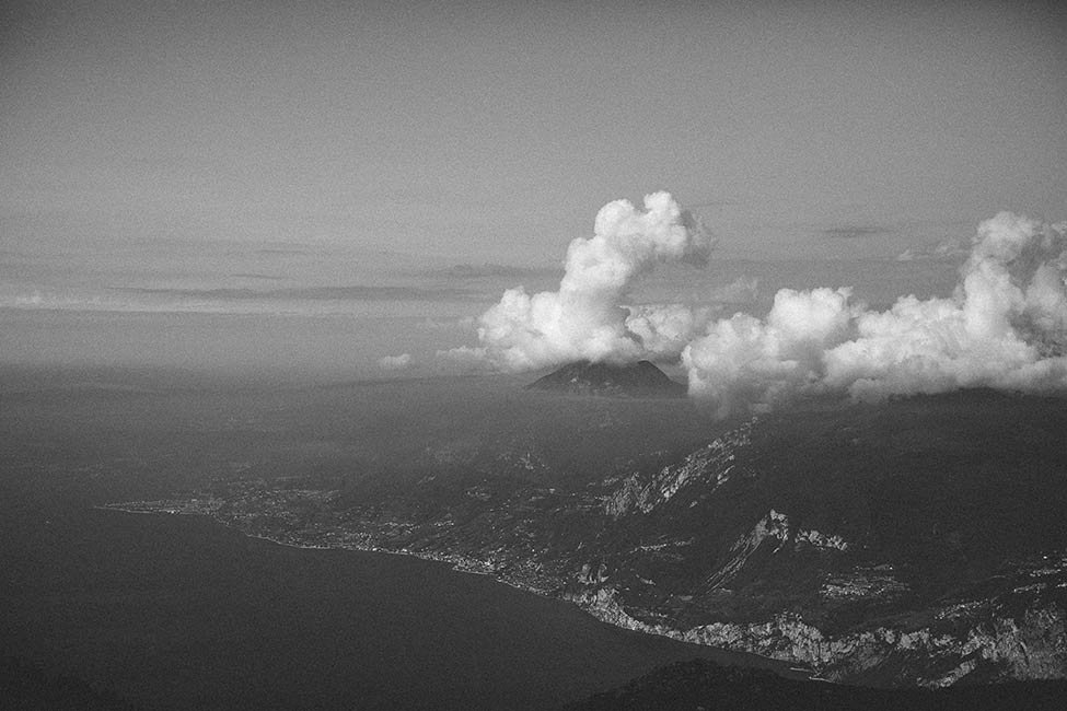 Landscape photography of Lago Di Garda.